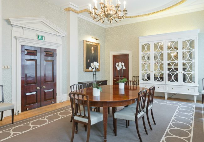 One moorgate place historic venue for hire in central london for Best private dining rooms central london