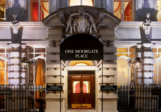 One Moorgate