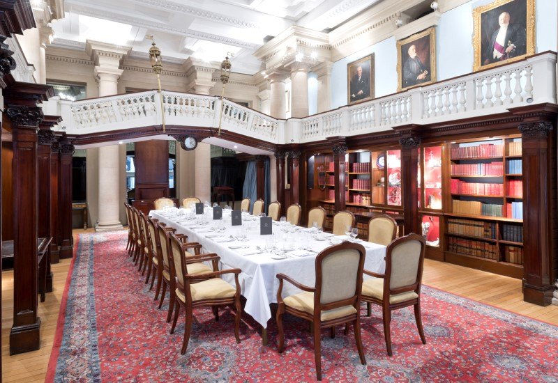 Private dining events in central london one moorgate place for Best private dining rooms central london