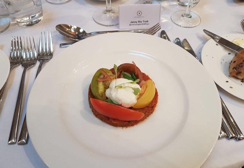 Heritage tomato essence