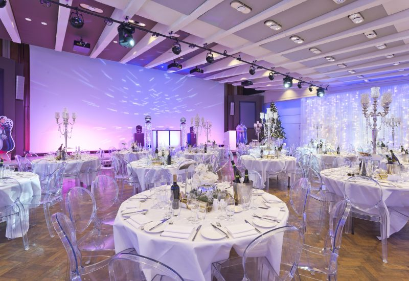 Christmas Themed Venues In Central London One Moorgate Place